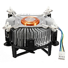 Aluminum CPU Cooling Fan Cooler For Computer PC Super Silent Cooling Fan
