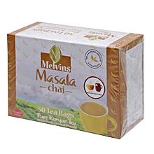 50 Masala Tea Bags-100g