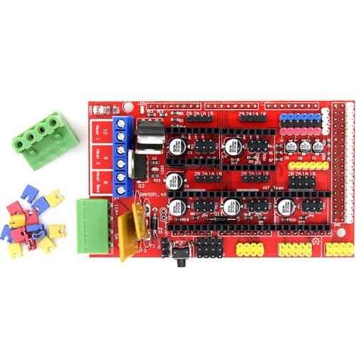 allwin reprap ramps1 4 3d printer controller board motherboard