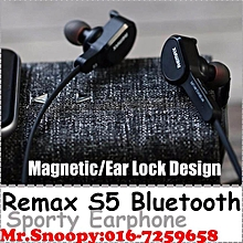 Remax RB-S5 Wireless Bluetooth Earphone, Headset