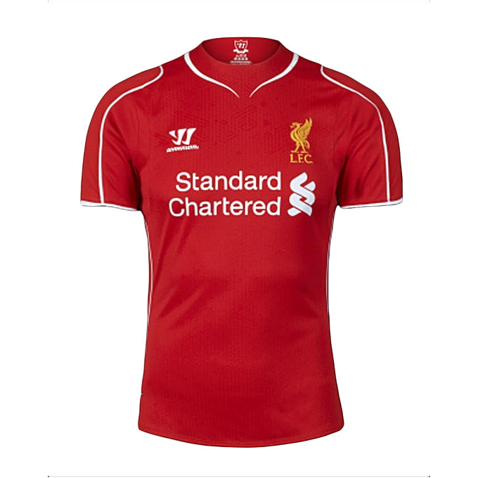 the best attitude a6fc9 c67bb Liverpool, New season, Home Kit - Red