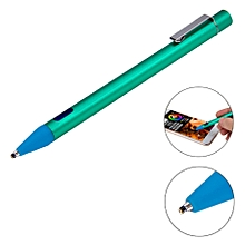 2.3mm Ultra-thin Nib Active Stylus Pen For Iphone 6 and 6 Plus, Iphone 5 and 5s and 5c, Ipad Pro / Ipad Air 2 / Ipad Air / Ipad Mini / Mini With Retina Display And All Capacitive Touch Screen(green)