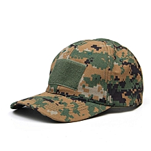 Tactical Camouflage Baseball Cap Military Adjustable Jungle Urban Retro Army Hat