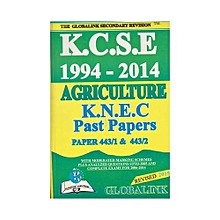 KCSE KNEC Past Papers Agriculture 1994-2010