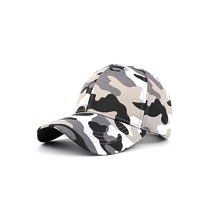 Women Men Casual Tactical Outdoor Camouflage Sports Cap Baseball Cap Hat BK 624f487ba