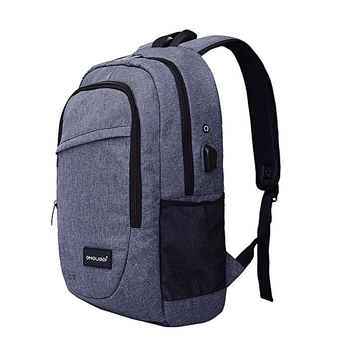 1996605401b ... Multifunctional Casual Breathable Water Resistant Laptop Backpack  Should Bag with USB Charging Port Headphone Interface for ...
