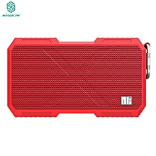 NILLKIN X1 X - MAN Bluetooth Speaker Portable Wireless Player with Hook RED