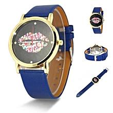 Women Band Analog Quartz Business Wrist Watch BU