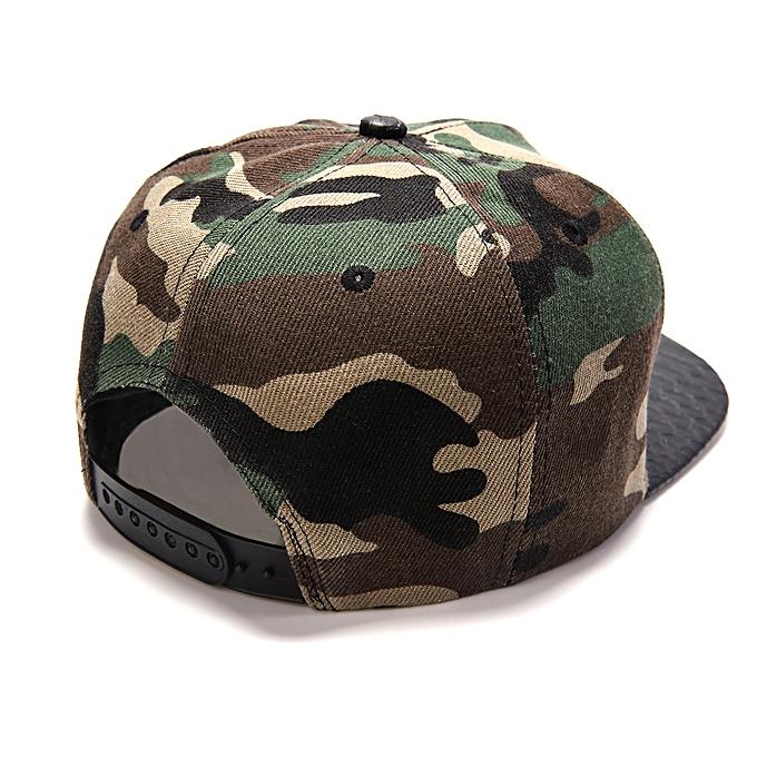 f12c63c4f5a Fashion Camouflage Cap Cotton Hip Hop Baseball Cap   Best Price ...