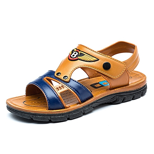 81f763972e85e Generic New style Summer children s shoes children s sandals boys sandals  children s beach shoes non-slip wear sandals-blue