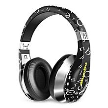 Bluedio A / Air Wireless Bluetooth V4.1 HiFi Headphone with Highly Flexible Headband (Black)