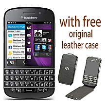 Q10 - (2GB RAM,16GB ROM) - 3G / 4G LTE Smartphone Touchscreen QWERTY Black