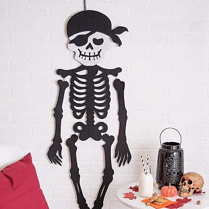 Generic Indoor And Outdoor Halloween Hanging Door Decorations And