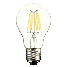 8W E27 COB 800LM Retro LED Filament Light Bulb ( AC 220V )-White Light