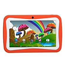 Binai A9 Quad Core 512M RAM 8G ROM Android 5.1 7 Inch Kids Tablet Orange EU