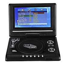 7.8-inch Portable DVD Player/Tv,Fm,Games,Mp3 Player