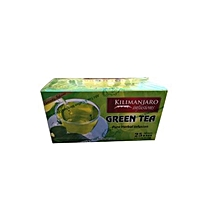 Infusions Green Tea Pure Herbal Tea 50 g 25 Bags