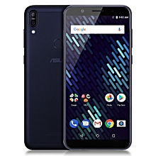 "Zenfone Max Pro - 6.0"" 4G 4+64GB Global Version Fingerprint EU - Black"