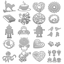 DIY Scrapbooking Album Paper Card Embossing Craft Metal Cutting Dies Stencil