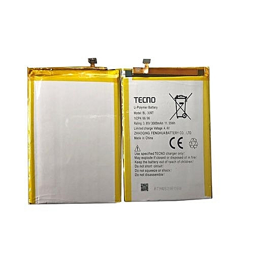 TECNO-W5 BL-30RT battery