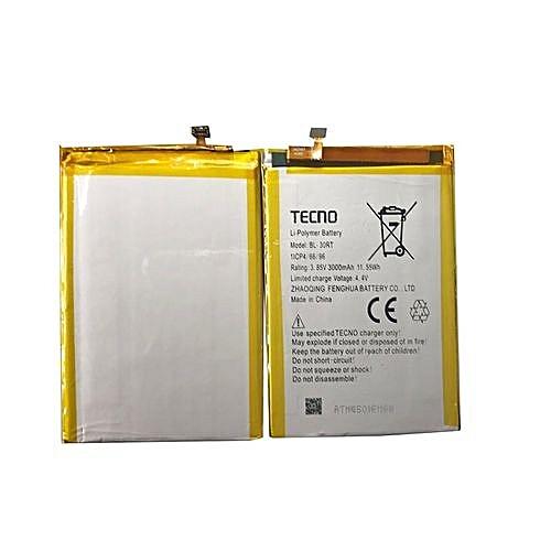 TECNO-W5  BL-30RT battery