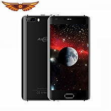 Allcall Rio 3G Smartphone MTK6580A Quad Core 1.3GHz 1GB RAM 16GB ROM GPS 3D Curved Glass Screen Dual Rear Cameras - Black