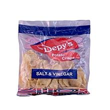 Salt & Vinegar Potato Crisps - 30g