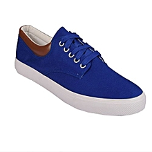 New Look Blue Shoes With A Rubber Sole