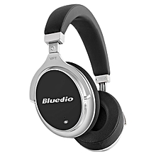 Bluedio F2 Over-ear Active Noise Cancelling 57mm Diver Bass Bluetooth Headphone With Mic