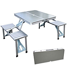 Foldable Table for Picnic and Camping