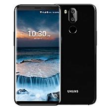 """I8 - 5.7"""" 4G Android 7 4GB/64GB Fingerprint G-Sensor 3500mAh EU - Black"""