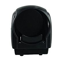 Car Air Outlet Vehicle Mounted Drink Commodity Water Beverage Holder Shelf -Black