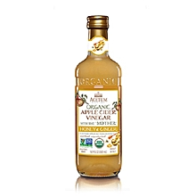 Organic Apple Cider Vinegar with the 'Mother' Honey and Ginger - 500ml