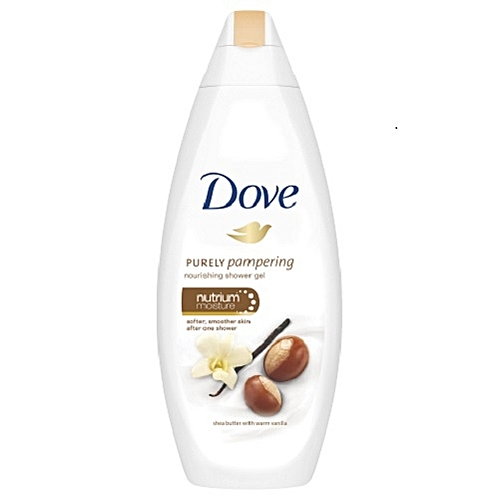 Purely Pampering Body Wash - Shea Butter With Warm Vanilla (500ml)