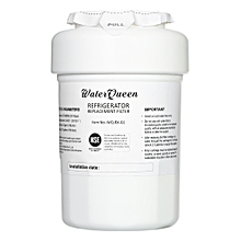 WaterQueen Refrigerator Replacement Filter Refrigerator Filter Replacement Refrigerator Water Filter Compatible with GE MWF MWFA GWF GWF01 GWFA GWF06 & HWFA & Kenmore 9991 46-9991 469991 Refrigerator