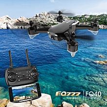 FQ40 480P WIFI FPV Drone Altitude Hold G-sensor RC Quadcopter for Beginner Kids Gift RTF