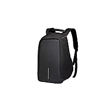 Generic Laptop Bag - Anti Theft Backpack - Dark Brown