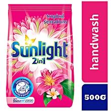 Powdered Detergent Eden Pink 500g