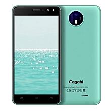Vkworld Cagabi One 5.0-Inch Android 6.0 OTA 1GB RAM 8GB ROM MT6580A Quad-Core 1.3GHz 3G Smartphone Dark Green