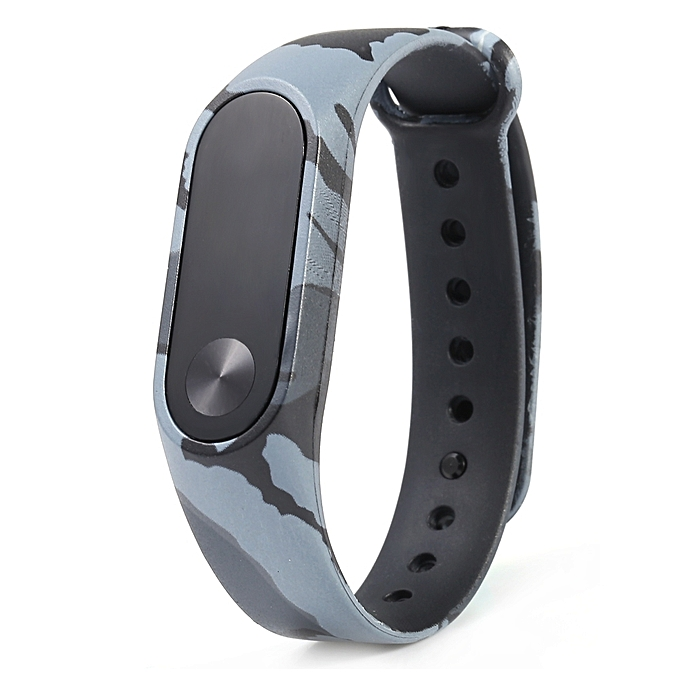 518185cb55f Generic Camouflage Pattern Watch Band for Xiaomi Mi band 2 @ Best ...