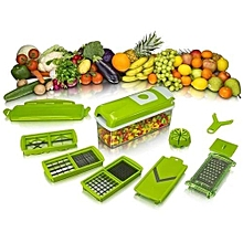 Vegetable Cutter - Green