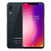 UMIDIGI One Pro 4G Phablet 5.86 inch Android 8.1 MTK6763 Octa Core 4GB + 64GB-BLACK