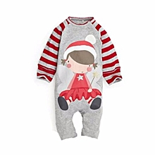 0-6Month Kids Baby Boy Girl Warm Infant Romper Jumpsuit Bodysuit Hooded Clothes Outfit A4