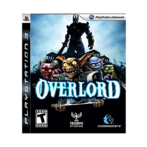Overlord 2 100 Domination