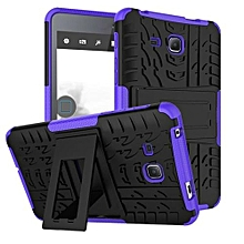 Hybrid Kickstand Hard Case Cover For Samsung Galaxy Tab A 7inch T280 PP