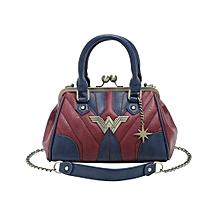 DC Comics Wonder Woman Kisslock Bag