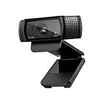 HD Pro Webcam C920 - Black