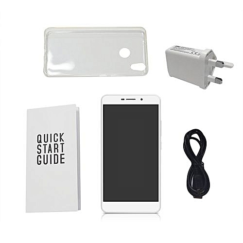 THLT9+ 5.5 Inch Display 2GB RAM 16GB ROM 3000MAH Big Battery 4G Smartphone-white