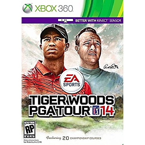 XBOX 360 Game Tiger Woods 14
