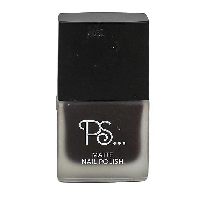 Buy Generic Maroon Matte Nail Polish @ Best Price Online - Jumia Kenya